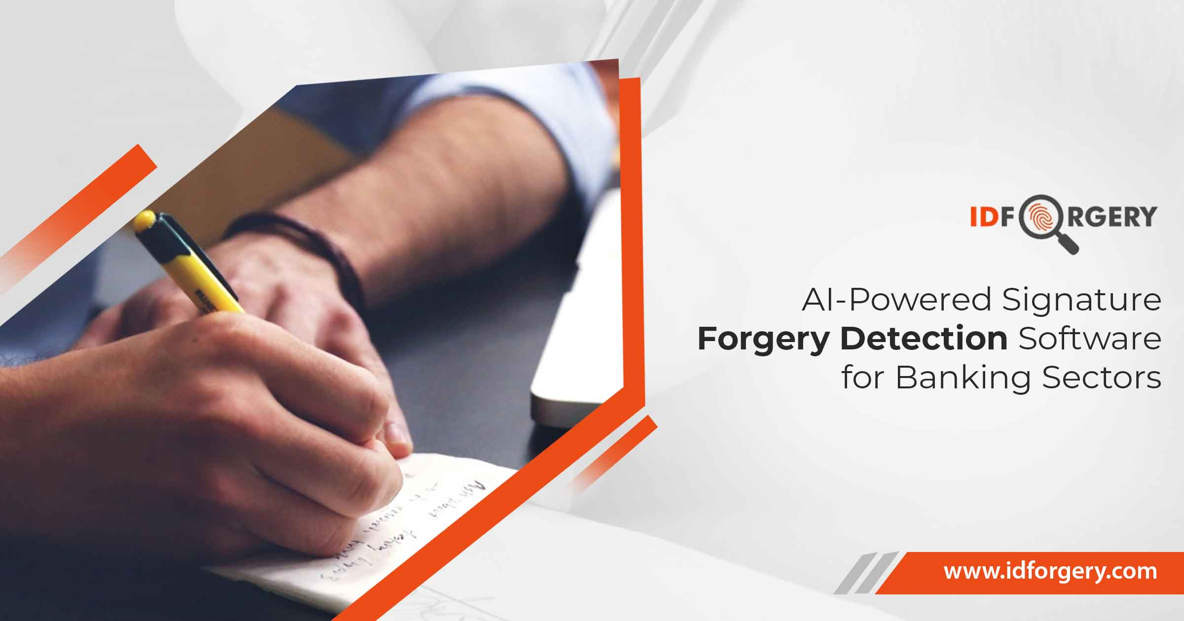 AI-powered Signature Forgery Detection Software For Banking sectors